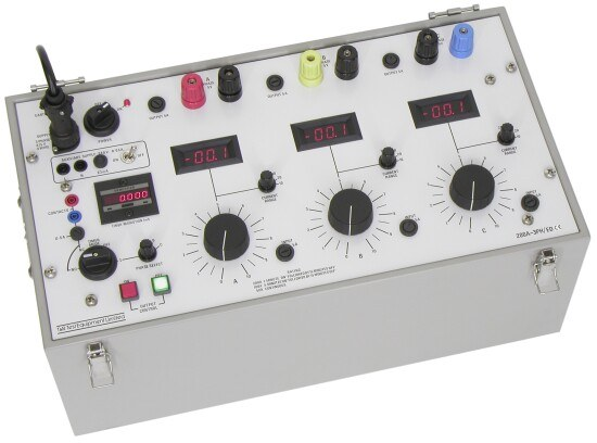 T&R 200A 3 Phase SCITS