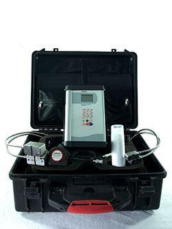 Portable Ultrasonic Flowmeter KATflow 230