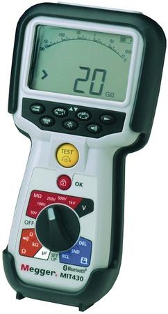 Megger MIT430 Insulation Tester