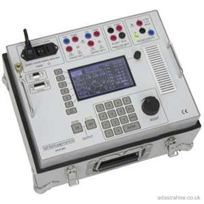 T&R DVS3 Mk2 Relay Test System