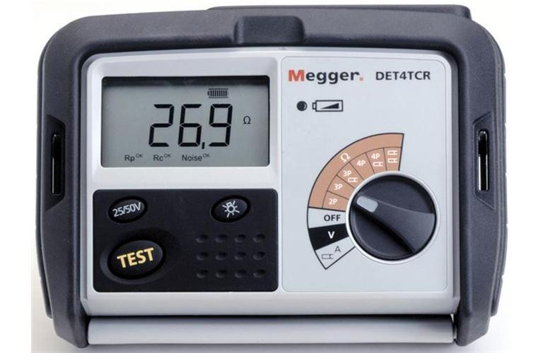 Megger DET4TCR