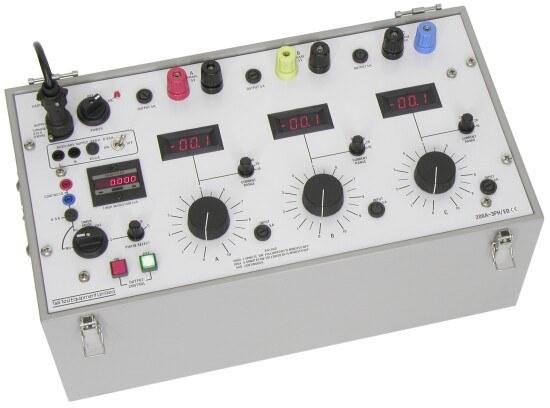 T&R 200A-3PH Mk2 Three Phase System