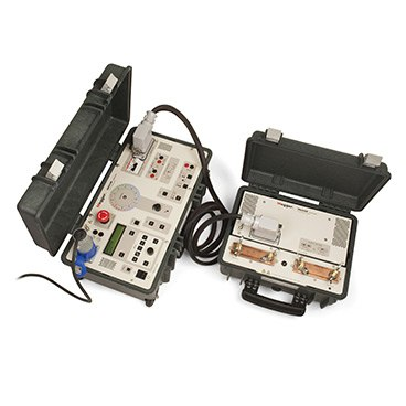 INGVAR Primary Current Injection Test System – 5000A