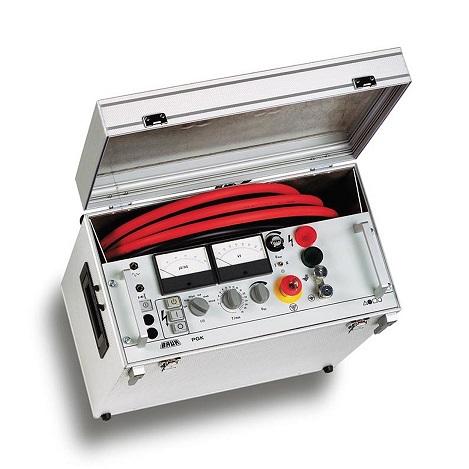 BAUR PGK 50 E DC HV Tester