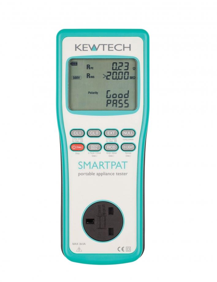 Kewtech SMARTPAT