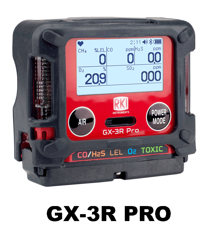 Riken Keiki GX-3R Pro Gas Monitor